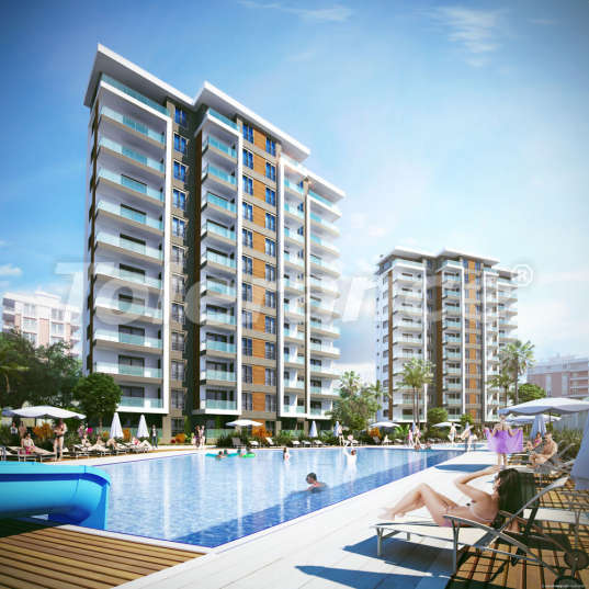 Apartments in Dosemealta, Antalya for investment from the developer - 15353 | Tolerance Homes