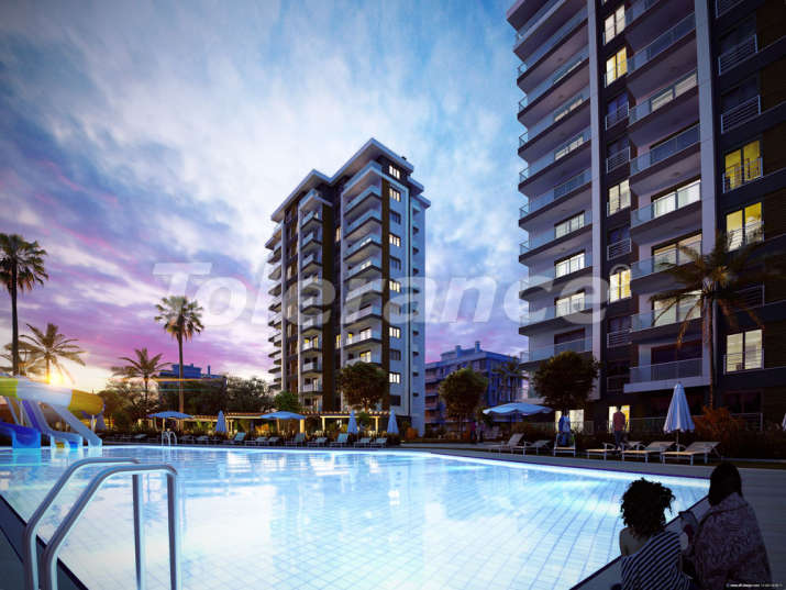 Apartments in Dosemealta, Antalya for investment from the developer - 15352 | Tolerance Homes