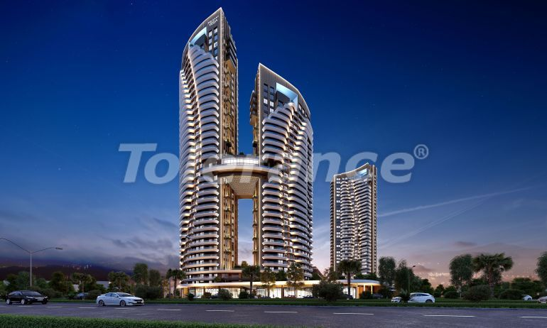Elite apartments in Izmir in a hotel type complex with installments up to 3 years - 19321 | Tolerance Homes
