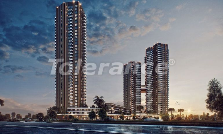 Elite apartments in Izmir in a hotel type complex with installments up to 3 years - 19315 | Tolerance Homes