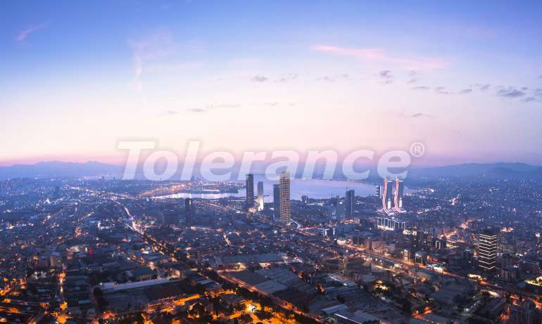 Luxury apartments in the center of Izmir from the best construction company - 15498 | Tolerance Homes