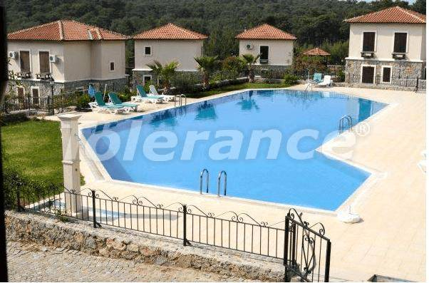Two-storey villa in Fethiye in a pine forest overlooking the mountains - 15590   Tolerance Homes