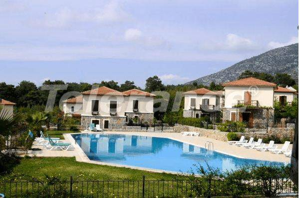Two-storey villa in Fethiye in a pine forest overlooking the mountains - 15589   Tolerance Homes