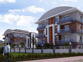 Inexpensive apartments in Kepez, Antalya high class - 15607 | Tolerance Homes