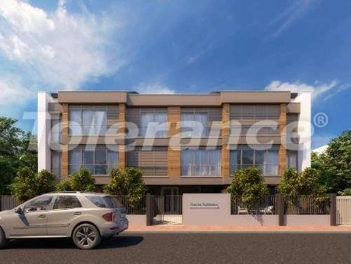 Luxury apartments in Lara, Antalya for investment with gas heating - 15634   Tolerance Homes