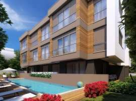 Luxury apartments in Lara, Antalya for investment with gas heating - 15633   Tolerance Homes