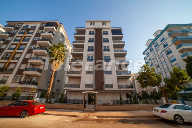 Apartments in the center of Antalya with gas heating from the developer - 29935 | Tolerance Homes