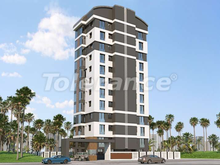 Apartments in the center of Antalya from developer - 15673 | Tolerance Homes