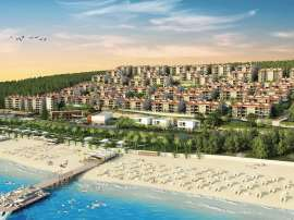 Apartments with 2 and 3 bedrooms in Didim, a unique project by the sea in a pine forest - 15721 | Tolerance Homes
