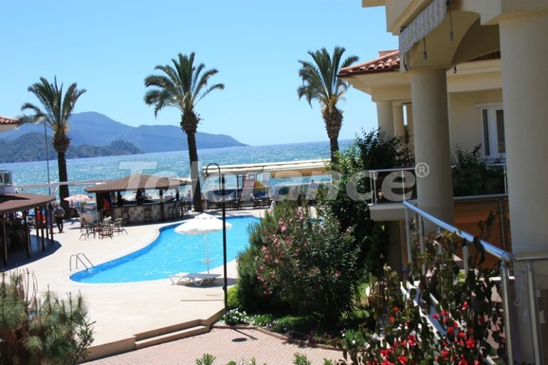 Furnished  apartment duplex in Fethiye by the sea - 15976 | Tolerance Homes