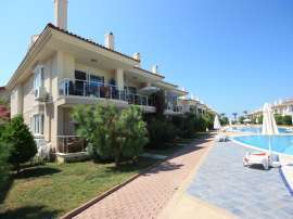Affordable resale apartment in Fethiye  furnished in the complex with a swimming pool on the first coastline - 16160 | Tolerance Homes