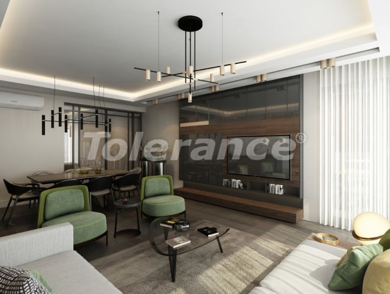 Modern apartments in Lara, Antalya from a reliable developer - 16233 | Tolerance Homes