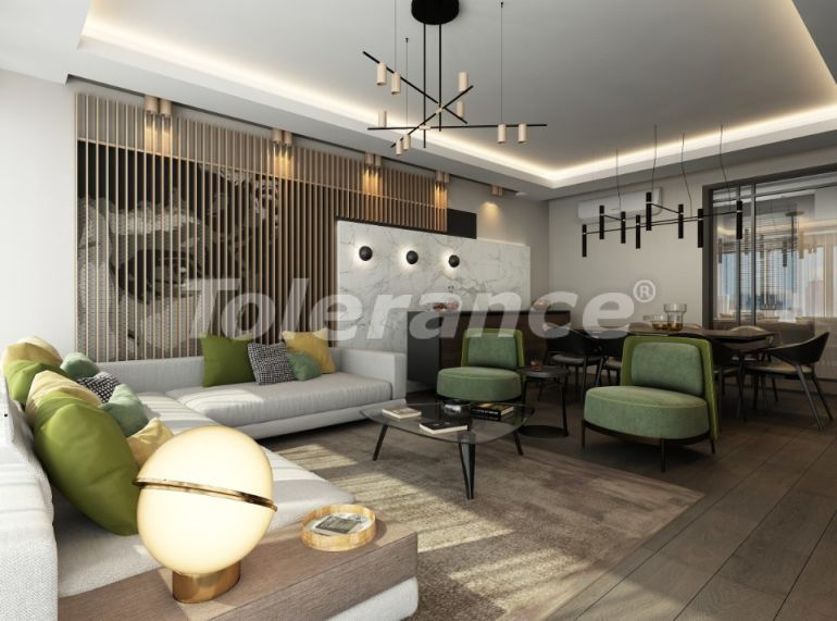 Modern apartments in Lara, Antalya from a reliable developer - 16232 | Tolerance Homes