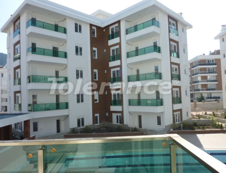 Apartments in Sarisu, Konyaalti with swimming pool from a reliable developer - 24677 | Tolerance Homes