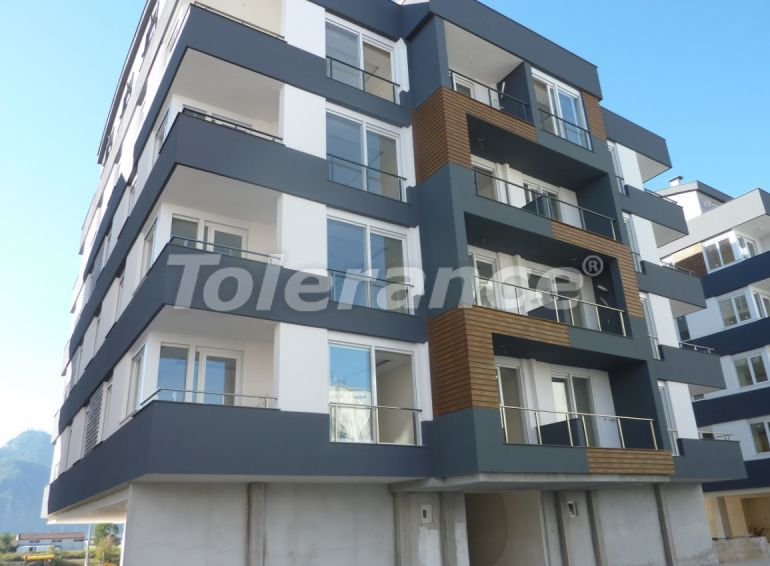 Apartments in Liman, Konyaalti with pool from the developer - 22381 | Tolerance Homes