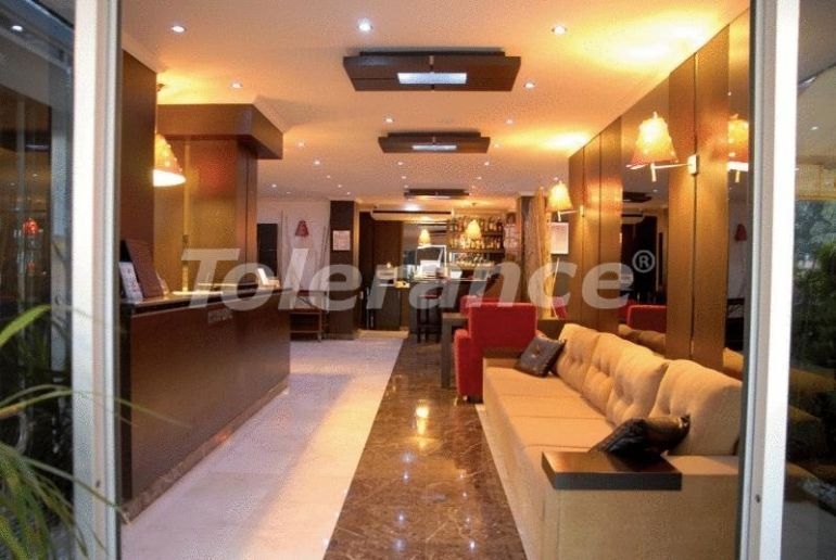 Three star hotel in Konyaalti, Antalya near the sea in a very prestigious area - 16359 | Tolerance Homes