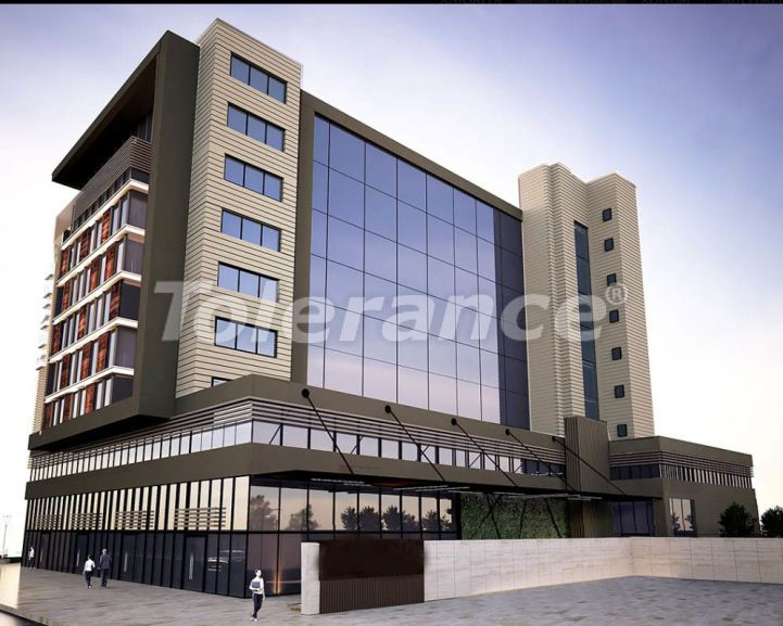 Modern offices in the center of Antalya for investments from the best developer - 16364 | Tolerance Homes