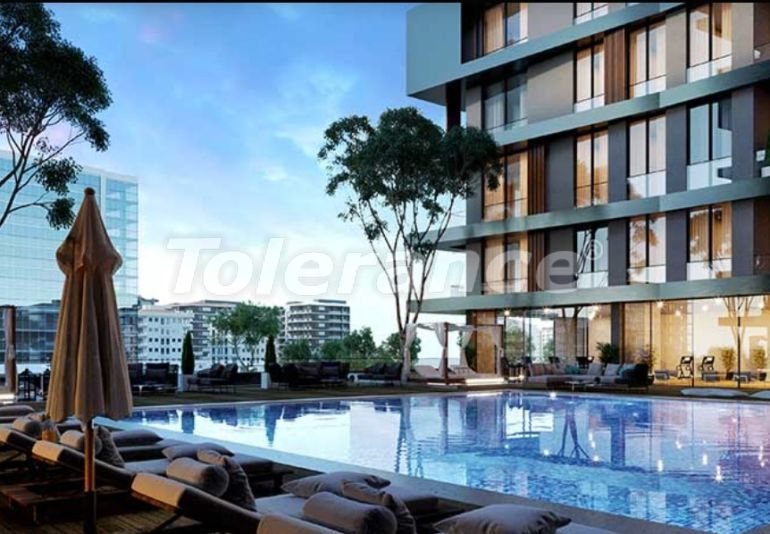 Modern complex of apartments and offices in Bornova, Izmir from a reliable developer - 16421 | Tolerance Homes
