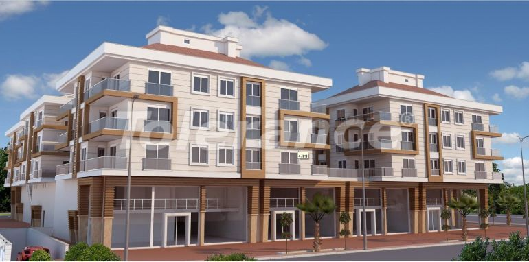 Store areas in Kepez, Antalya - 16378 | Tolerance Homes