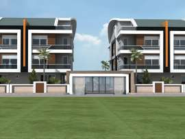 Modern apartments in Lara, Antalya with pool - 16394 | Tolerance Homes