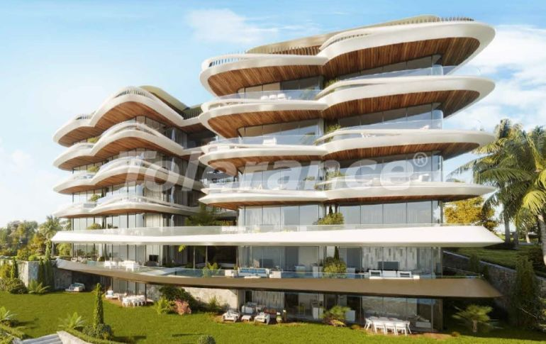 Luxury apartments in Cesme, Izmir on the beach from the best developer with installments up to 1 year - 16477 | Tolerance Homes