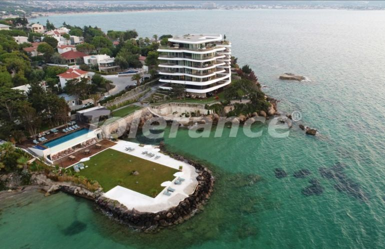 Luxury apartments in Cesme, Izmir on the beach from the best developer with installments up to 1 year - 16454 | Tolerance Homes