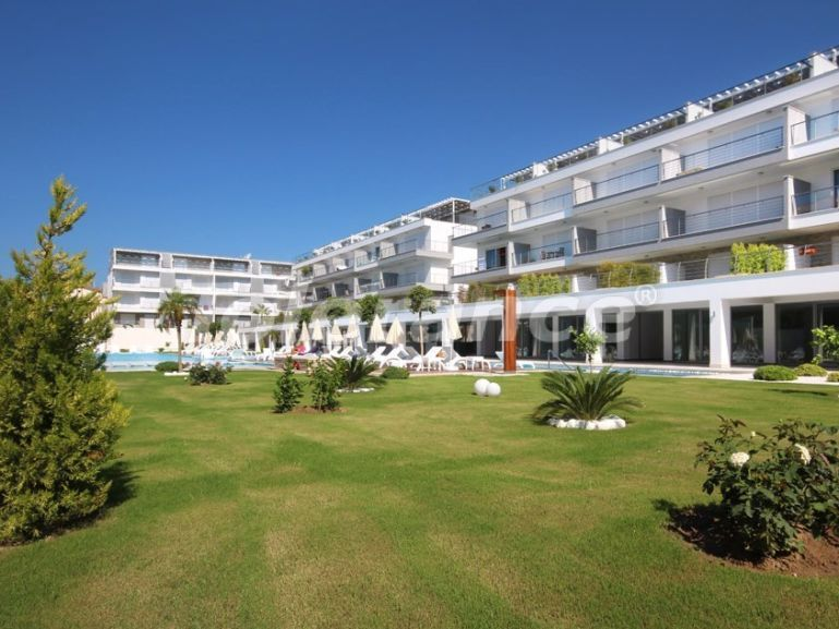 Two-bedroom furnished apartment in Side in a complex with swimming pool - 16533 | Tolerance Homes