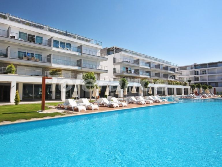 Two-bedroom furnished apartment in Side in a complex with swimming pool - 16534 | Tolerance Homes