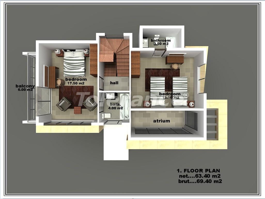 Private villa in Belek  from the developer - 16592 | Tolerance Homes