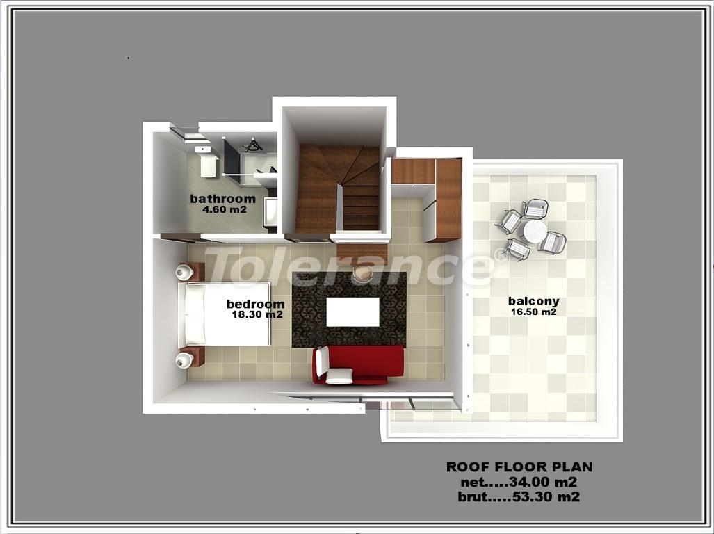 Private villa in Belek  from the developer - 16594 | Tolerance Homes