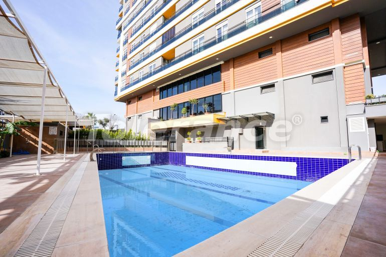 Apartments in Kepez, Antalya  in a complex with swimming pool - 32931 | Tolerance Homes