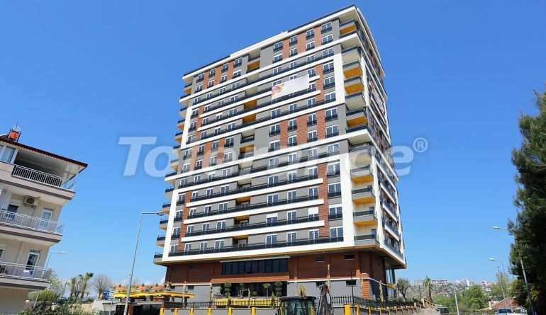 Apartments in Kepez, Antalya  in a complex with swimming pool - 16699 | Tolerance Homes