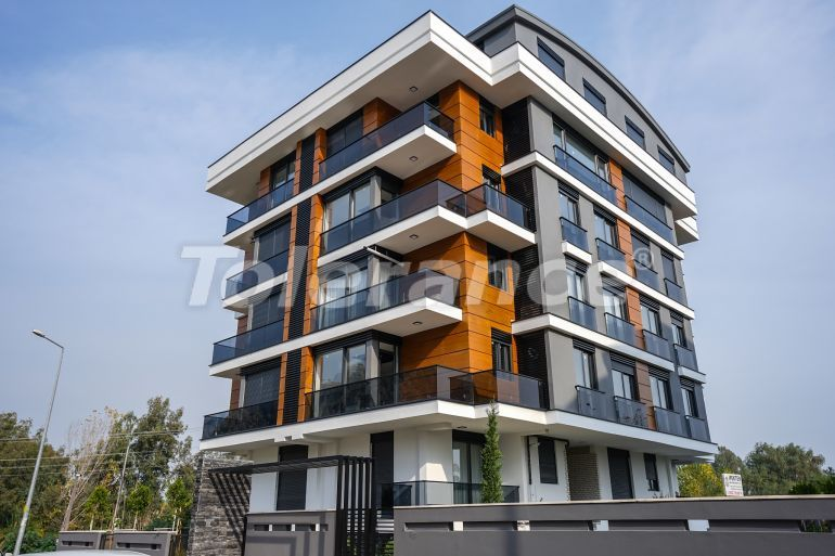 Apartments in Hurma, Konyaalti from a reliable developer  in a complex with the pool - 32306   Tolerance Homes