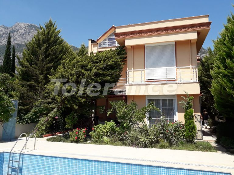Private house in Goynuk, Kemer with furniture and appliances - 16811   Tolerance Homes