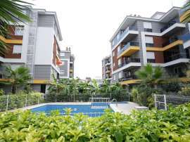 Inexpensive resale apartment in the center of Antalya in a complex with a swimming pool - 44424 | Tolerance Homes