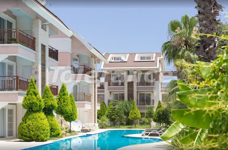 Secondary apartment in the center of Kemer with furniture and appliances - 16953 | Tolerance Homes