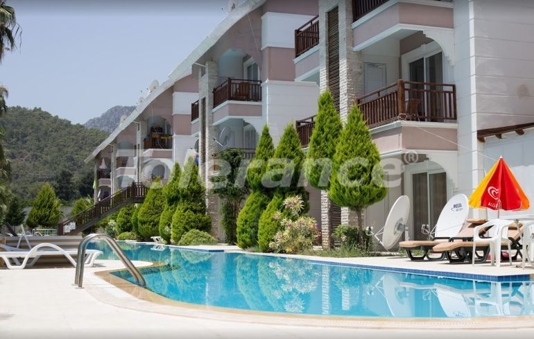 Secondary apartment in the center of Kemer with furniture and appliances - 16949 | Tolerance Homes