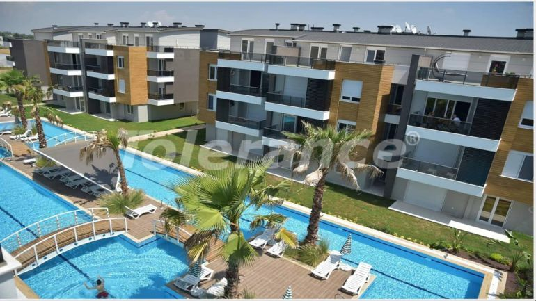 Spacious apartments in Guzeloba, Antalya in the complex with swimming pool - 17088 | Tolerance Homes
