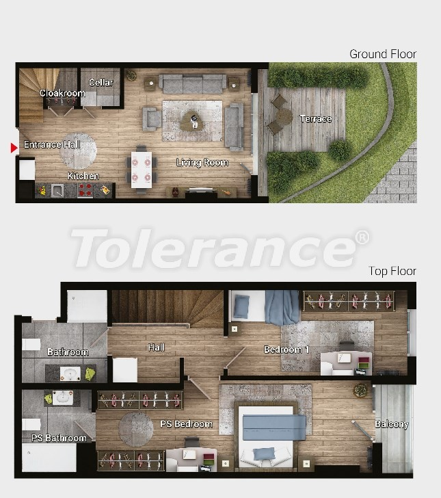 New ready-to-move apartments in Avcılar, Istanbul in a modern complex with installments  up to 6 months - 17185 | Tolerance Homes