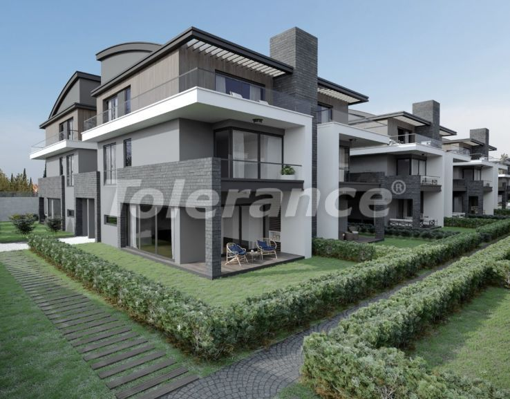 Modern villas in Konyaalti, Antalya from the developer with the possibility of installment and obtaining Turkish citizenship - 17242 | Tolerance Homes