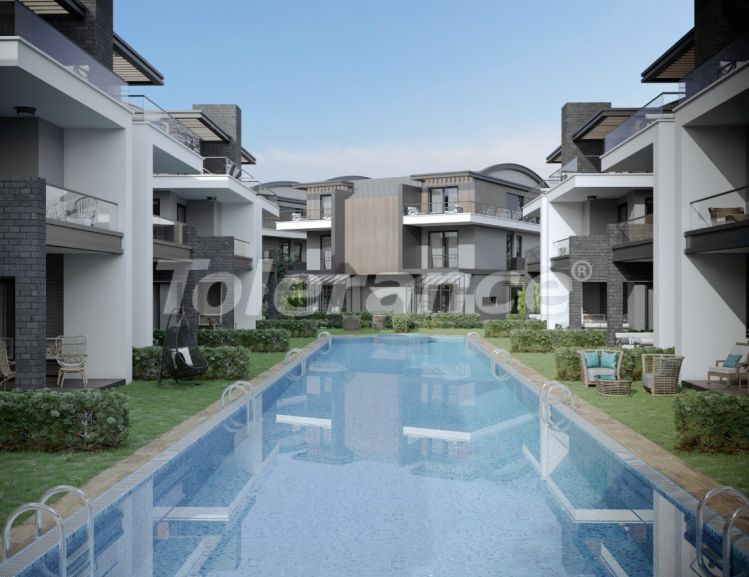 Modern villas in Konyaalti, Antalya from the developer with the possibility of installment and obtaining Turkish citizenship - 17240 | Tolerance Homes