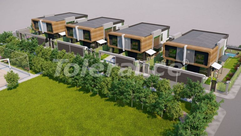 Luxury villas in Kundu, Antalya  with the possibility of obtaining Turkish citizenship - 17275 | Tolerance Homes
