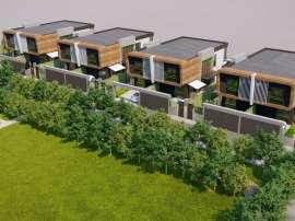 Luxury villas in Kundu, Antalya  with the possibility of obtaining Turkish citizenship