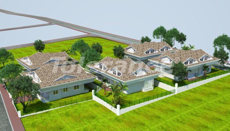 Modern villas in Kuzdere, Kemer with a big garden - 17887   Tolerance Homes