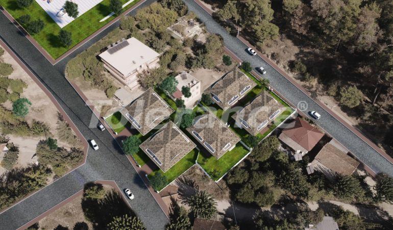 Modern villas in Kuzdere, Kemer with a big garden - 17888   Tolerance Homes