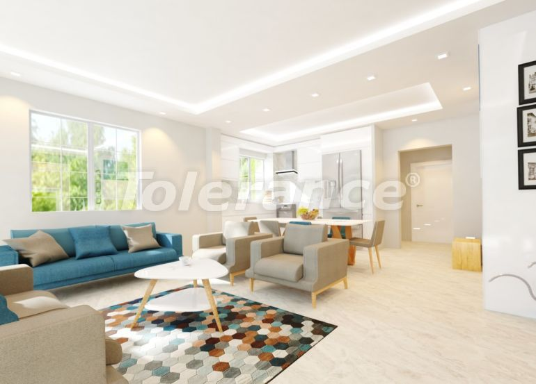 Modern villas in Kuzdere, Kemer in a complex with swimming pool - 17371 | Tolerance Homes