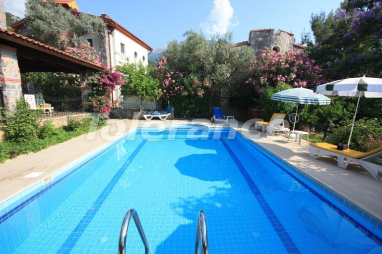 Private villa in Fethiye near the sea - 17391 | Tolerance Homes
