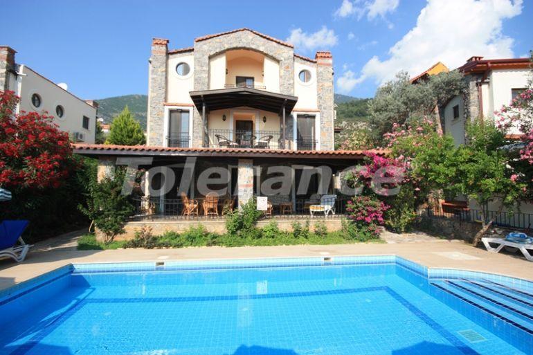 Private villa in Fethiye near the sea - 17392 | Tolerance Homes