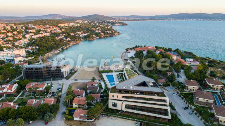 Luxury apartments in Cesme, Izmir by the sea with installments up to 12 mounths - 17432 | Tolerance Homes