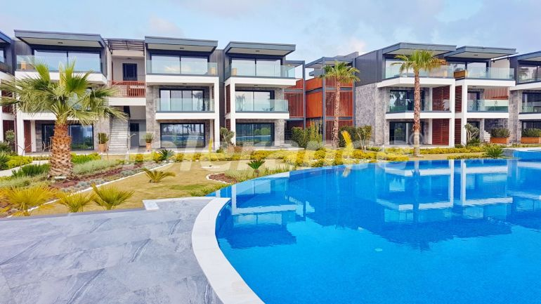 Two-bedroom apartments in Bodrum by the sea - 17461 | Tolerance Homes